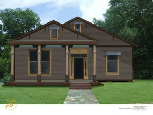 Billy B. Investment Properties - Brassfield House Rendering