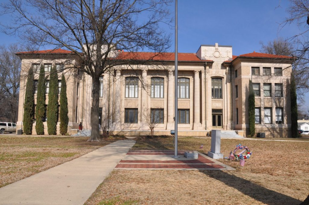 Bolivar County Courthouse