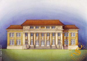 Pontotoc County Courthouse Restoration