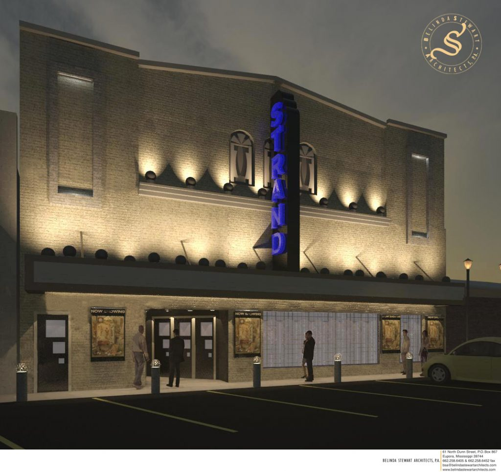 Strand Theater – Mayor Draft