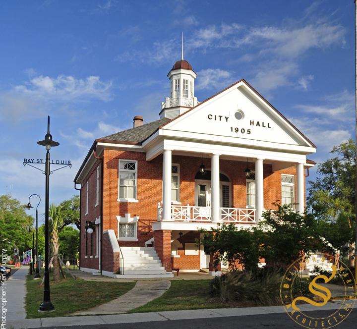 Bay St. Louis Historic City Hall