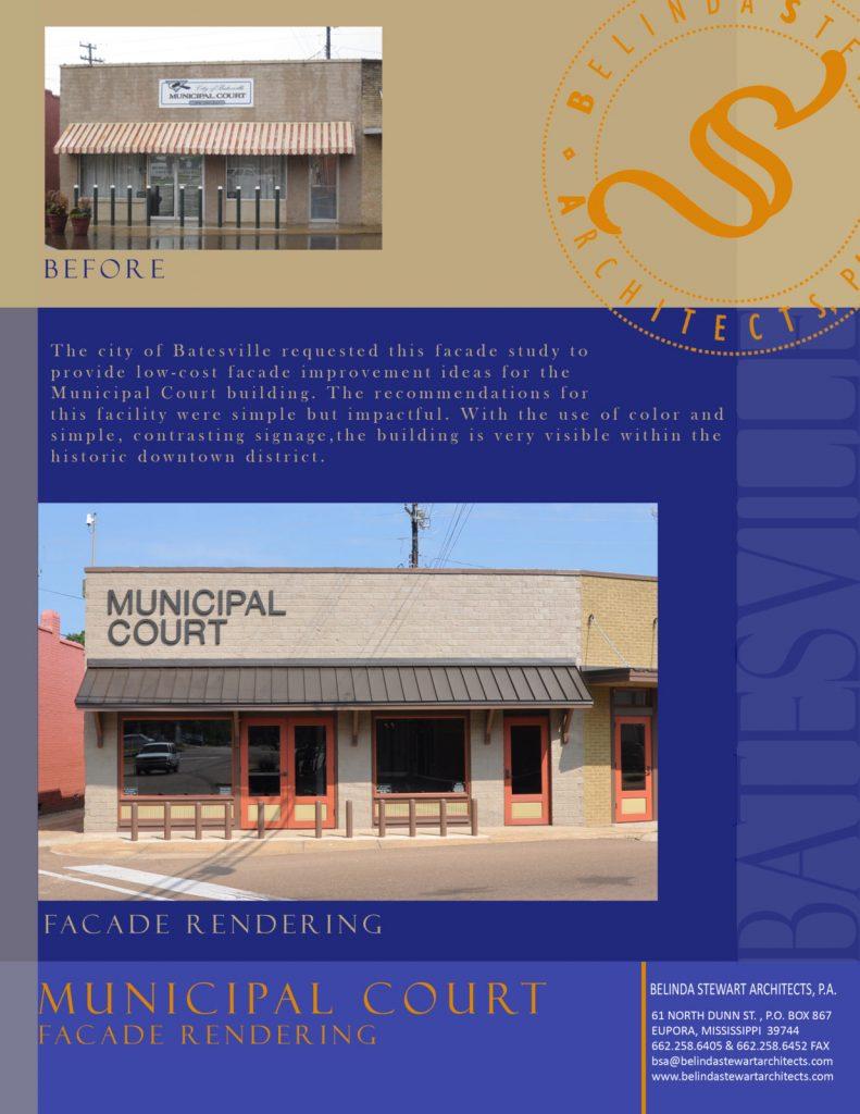 Batesville-Facade-Municipal-Court