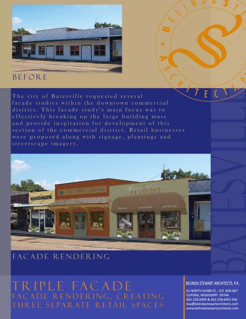 Batesville-Facade-Triple-Facade