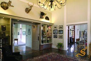 City of Clinton Natchez Trace Visitor's Center