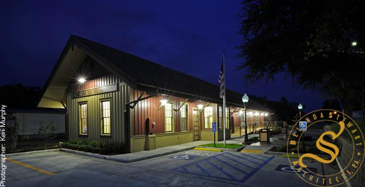 Collins Depot