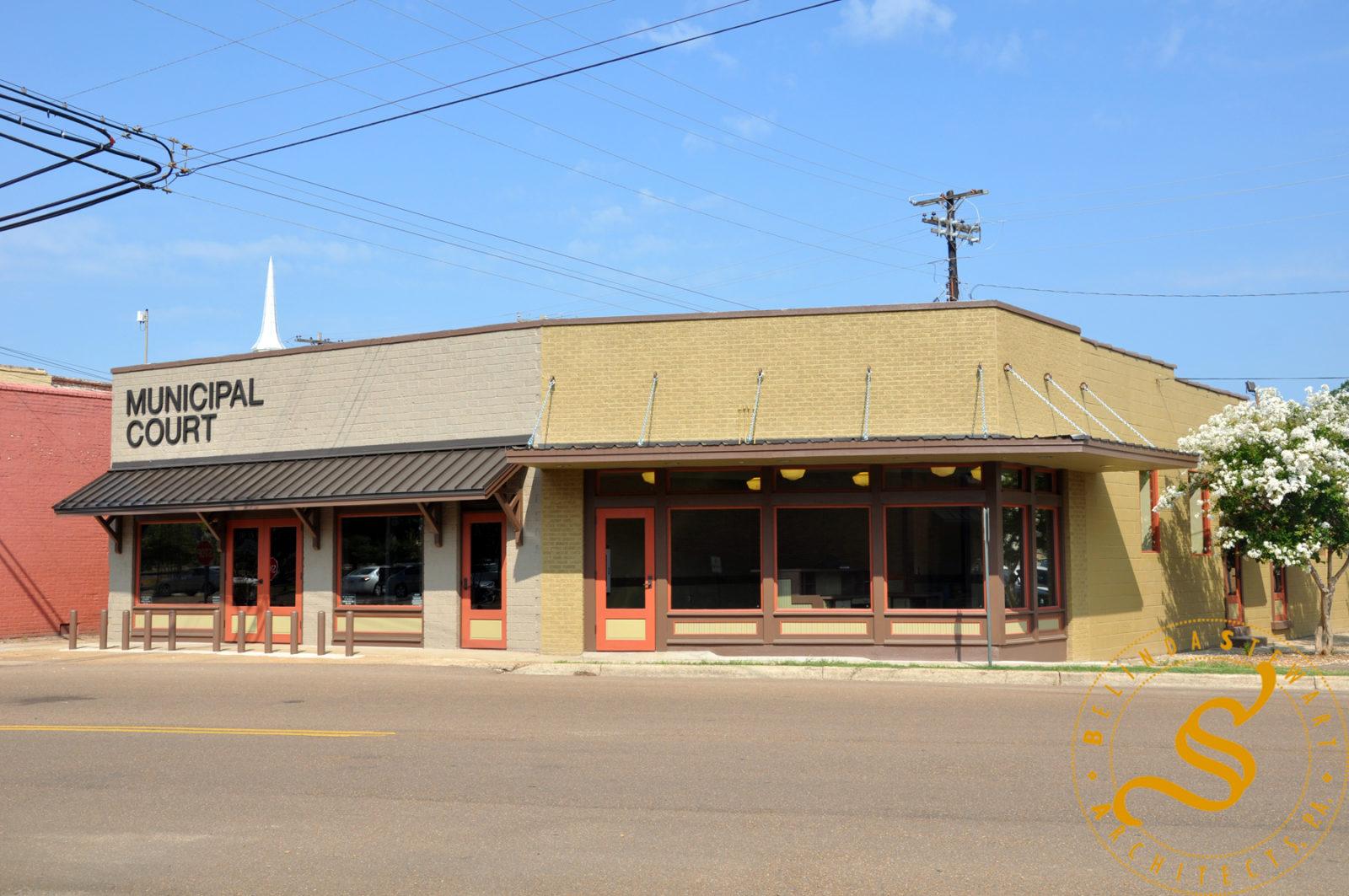 Batesville Municipal Court & Code Building Renovation