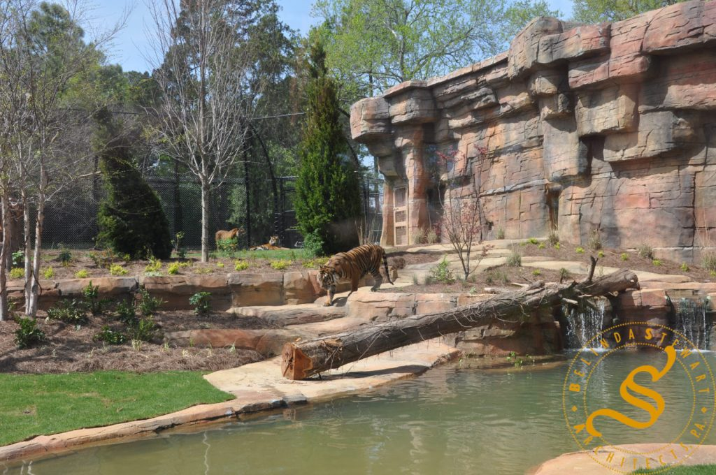 Jackson Zoo Exhibits