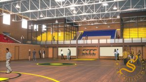 ECCC Founders Gymnasium Master Planning & Facilities Study - Gym