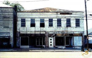 Harriette Person Library Rehabilitation