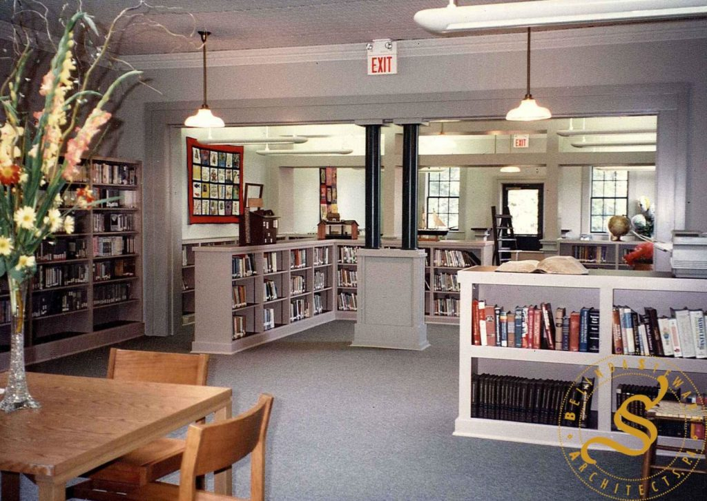 Harriette Person Library Rehabilitation