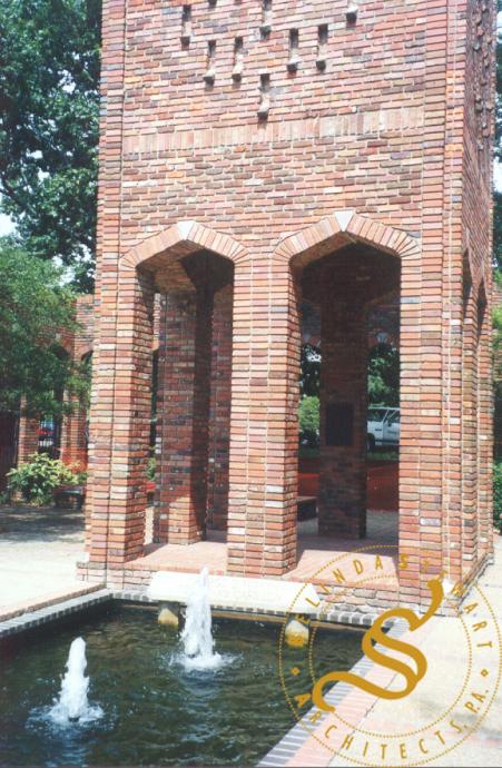 Chapel of Memories Carillon Tower Repair, Stabilization & Restoration