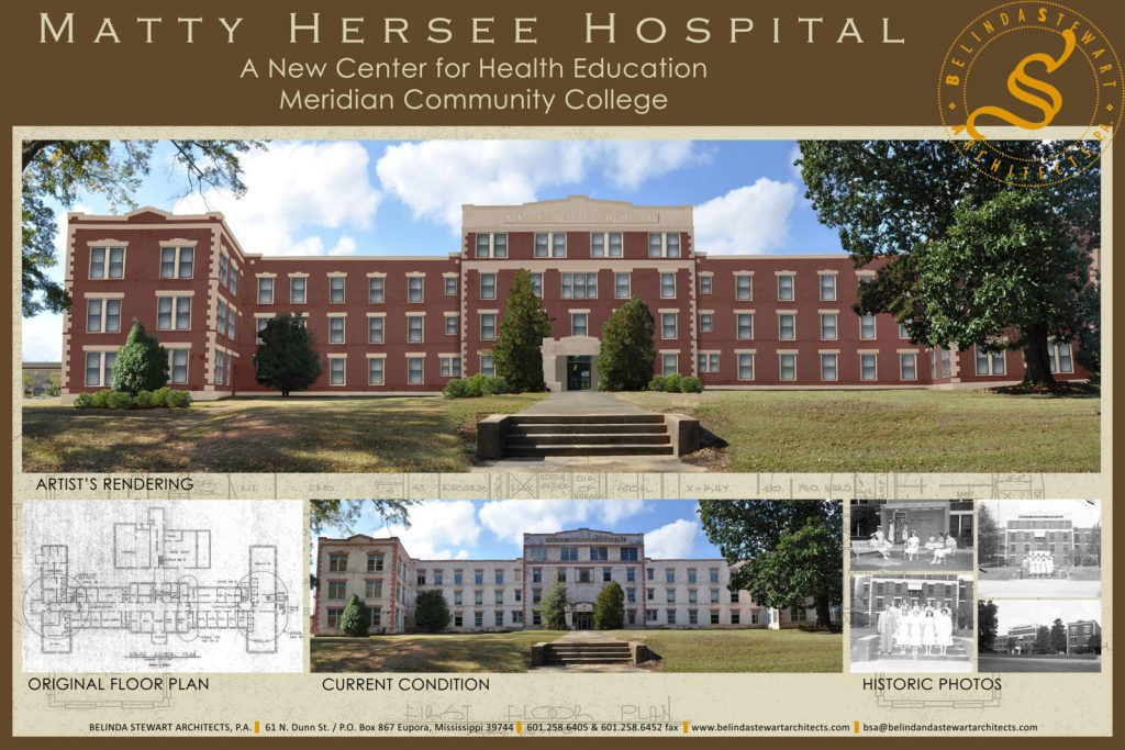 Matty Hersee Hospital Renovation