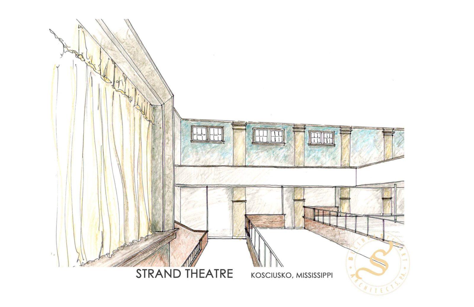 Strand Theater - Mayor Draft