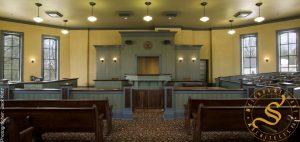 Yalobusha County Courthouse, Coffeeville