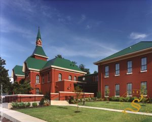 Tate County Courthouse Restoration & Addition