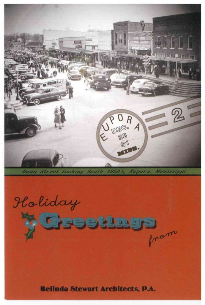 Christmas 2001 – Downtown Eupora