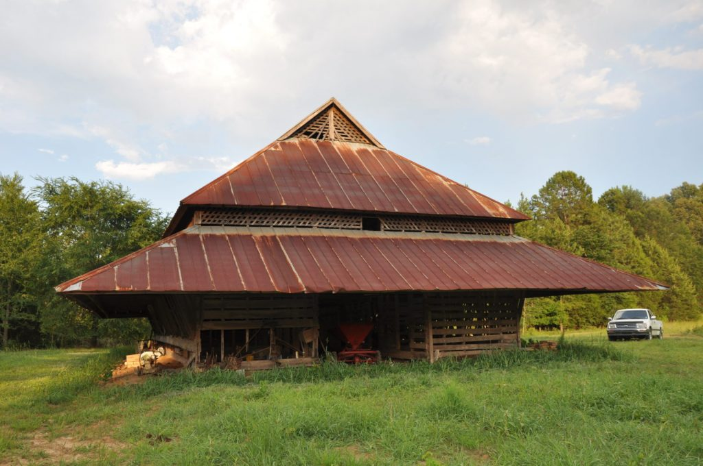 Hays Barn – Webster County, MS