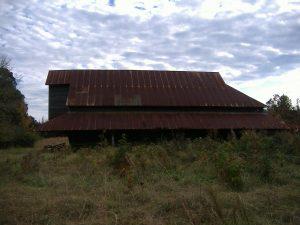 Hays Barn – Webster County, MS