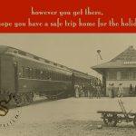 Christmas 2002 – Eupora, Mississippi Railroad Depot