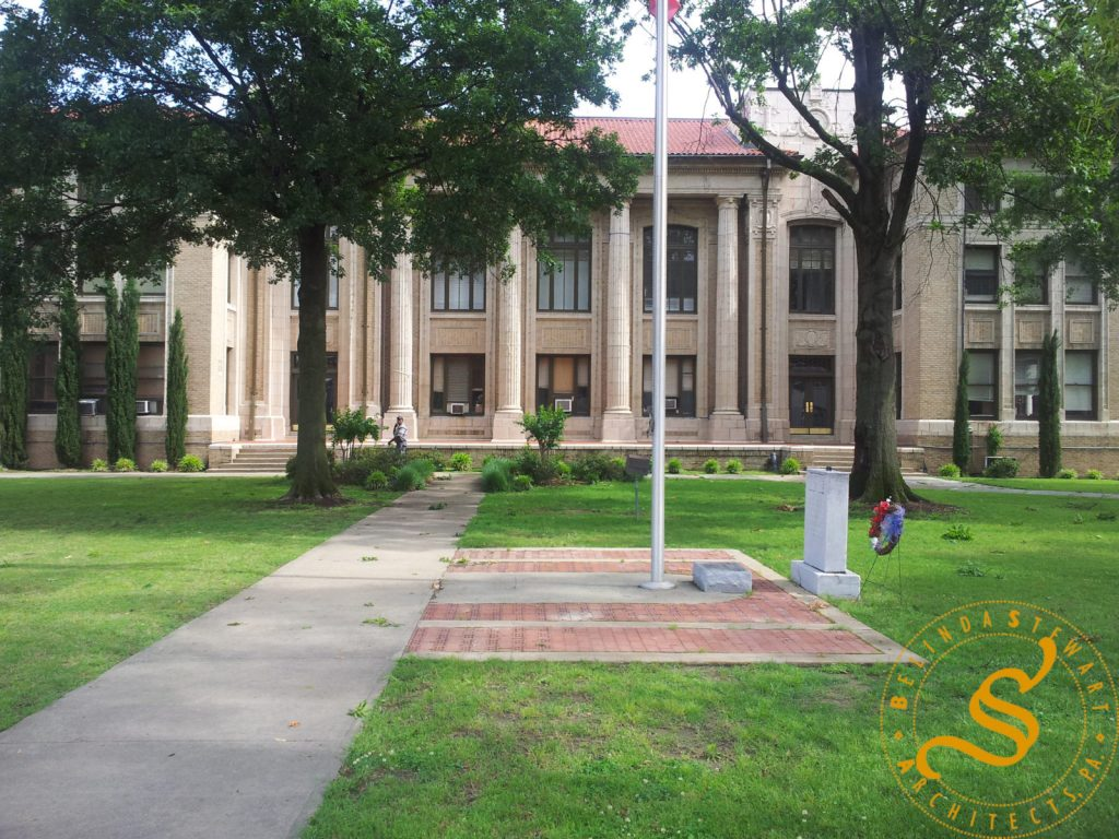 Bolivar County Courthouse Planning