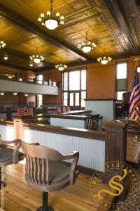 Yalobusha County Courthouse Restoration, Water Valley
