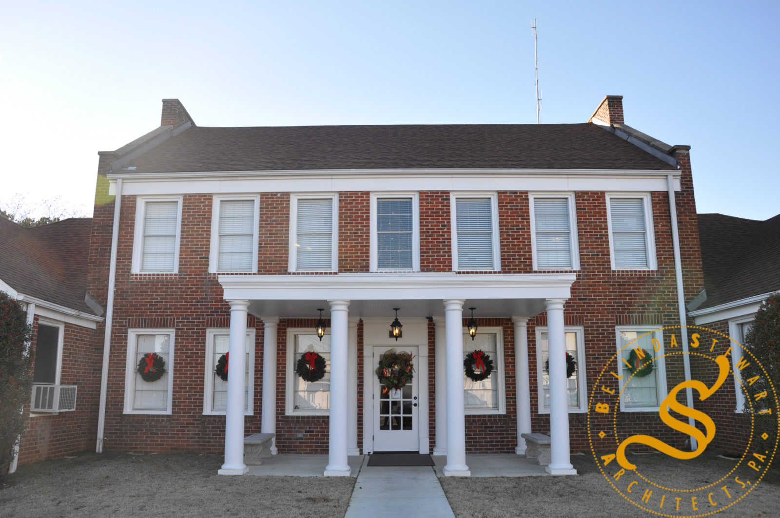 Calhoun City Hall Renovation