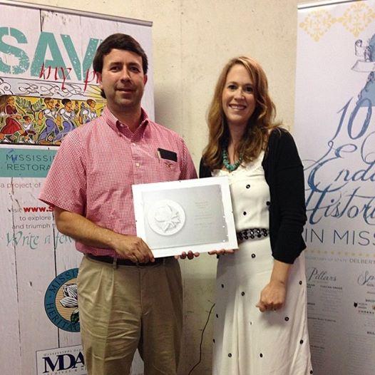 Mississippi Heritage Trust Conference- Listen Up!