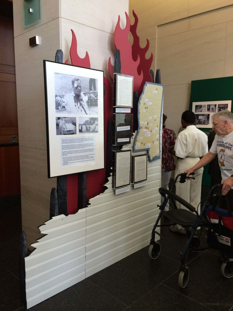 """Stand Up!"" : Mississippi Freedom Summer of 1964 Exhibit"
