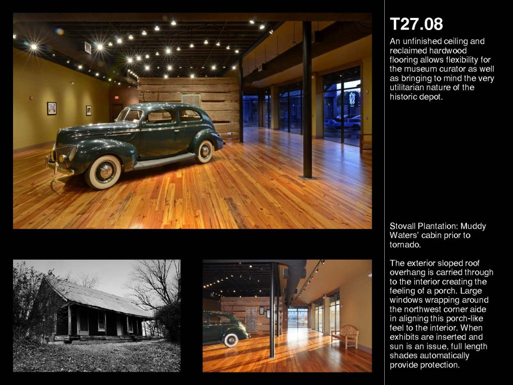 Delta Blues Museum Wins Mississippi AIA Citation