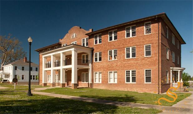 Enochs Hall Renovation