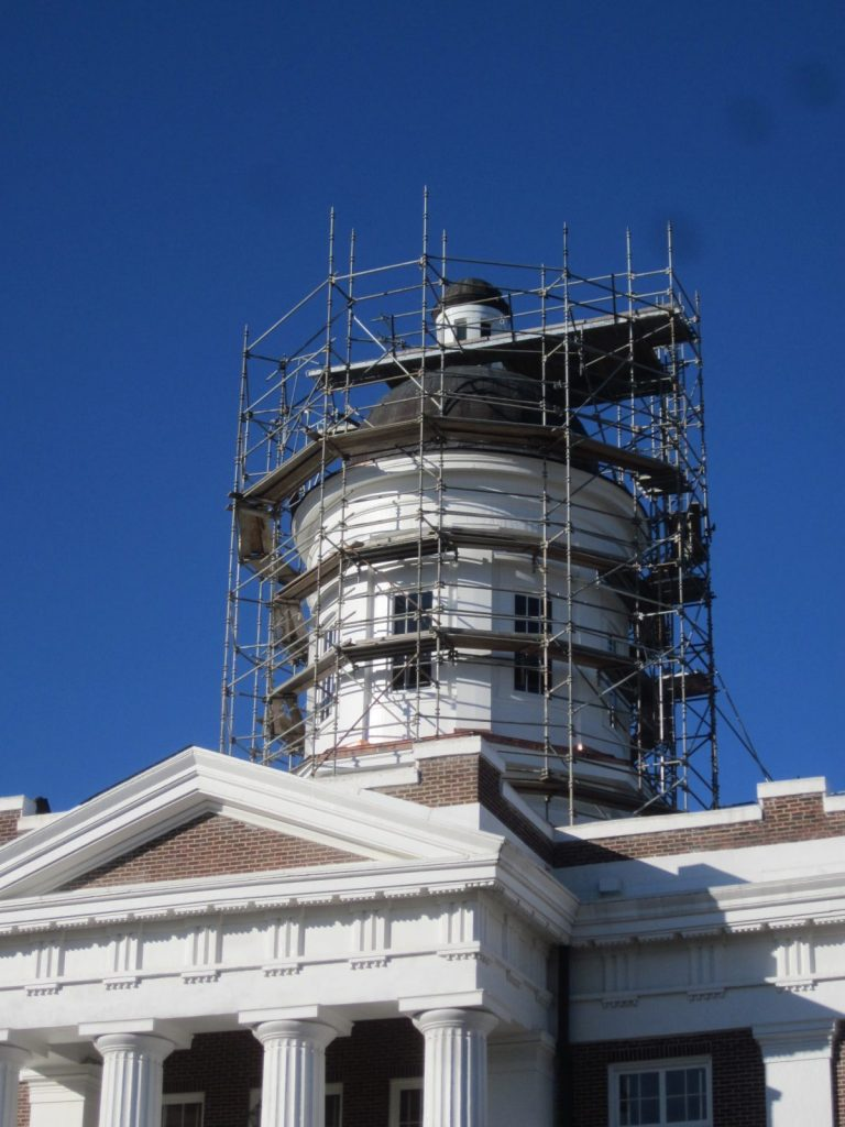 Madison County Courthouse Exterior Restoration