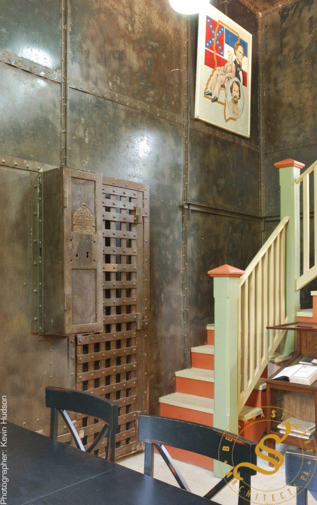 Jail (Village Hall) Rehabilitation