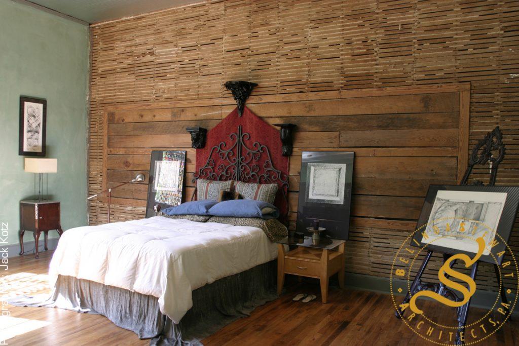 Springhill Schoolhouse – Bedroom – Jack Kotz
