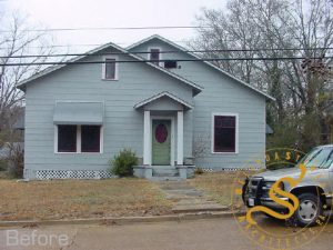 Billy B. Investment Properties - Brassfield House Before