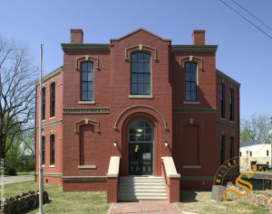 Yalobusha County Courthouse, Coffeeville