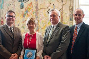 Madison County Courthouse wins an MHT Heritage Award