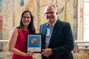 MSU YMCA Building wins an MHT Heritage Award