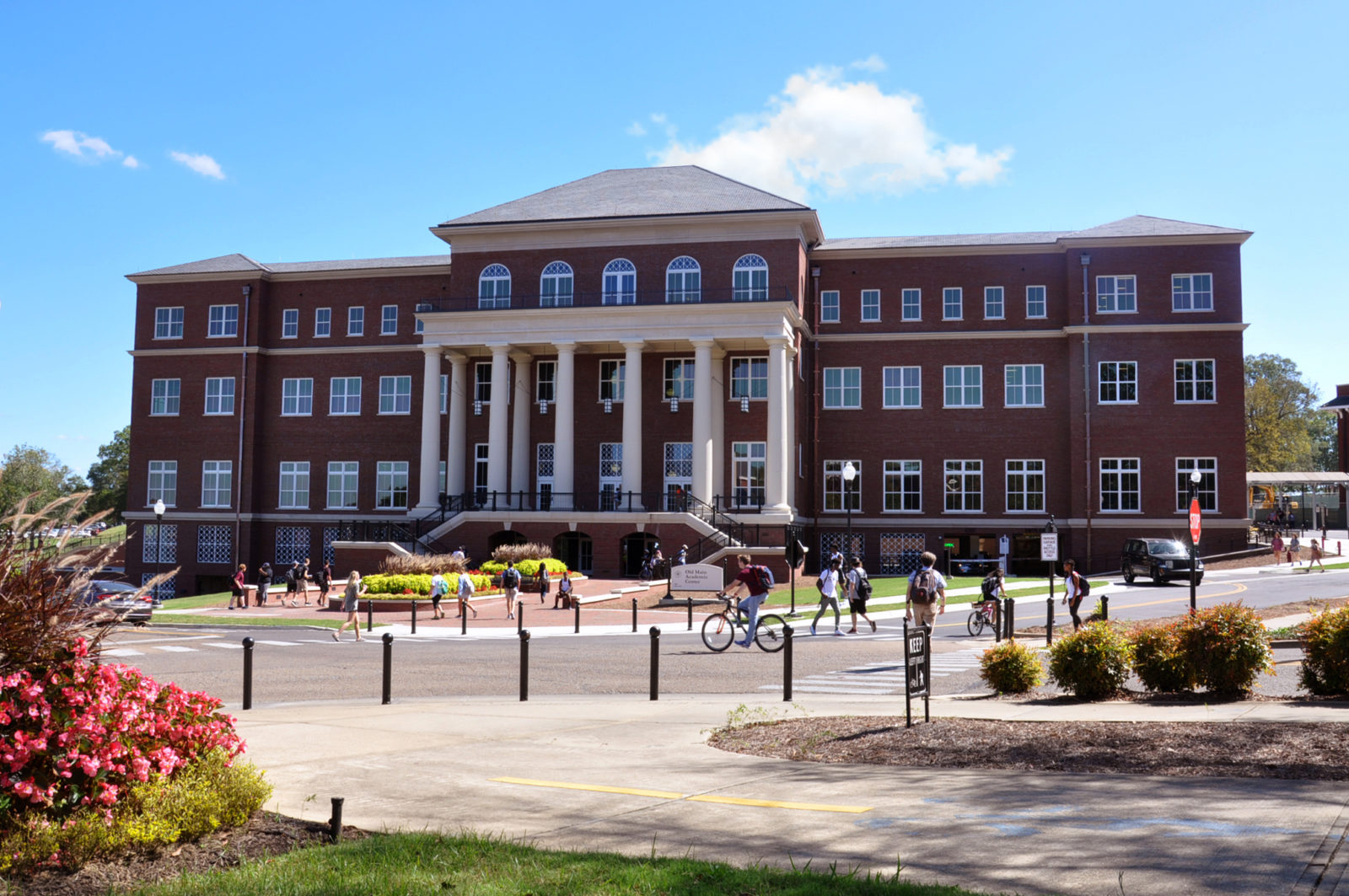Old Main Academic Center