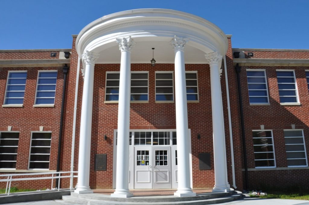 Hinds Community College Admin Building
