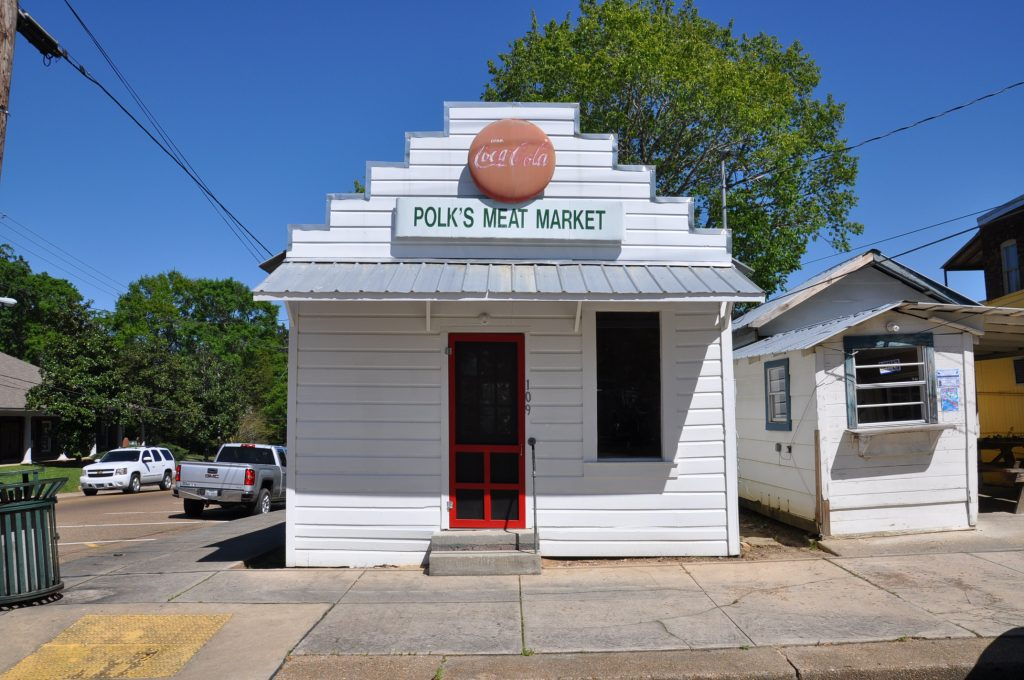 Polk's Meat Market wins MMSA award