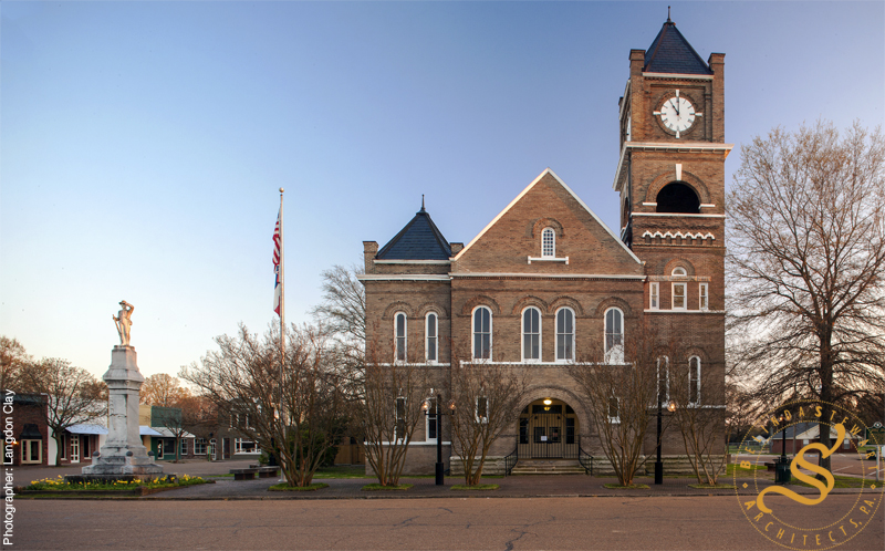 Tallahatchie County Courthouse