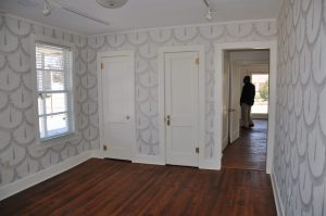 Amzie Moore House Restoration