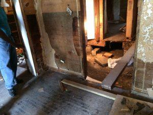 Amzie Moore House Restoration