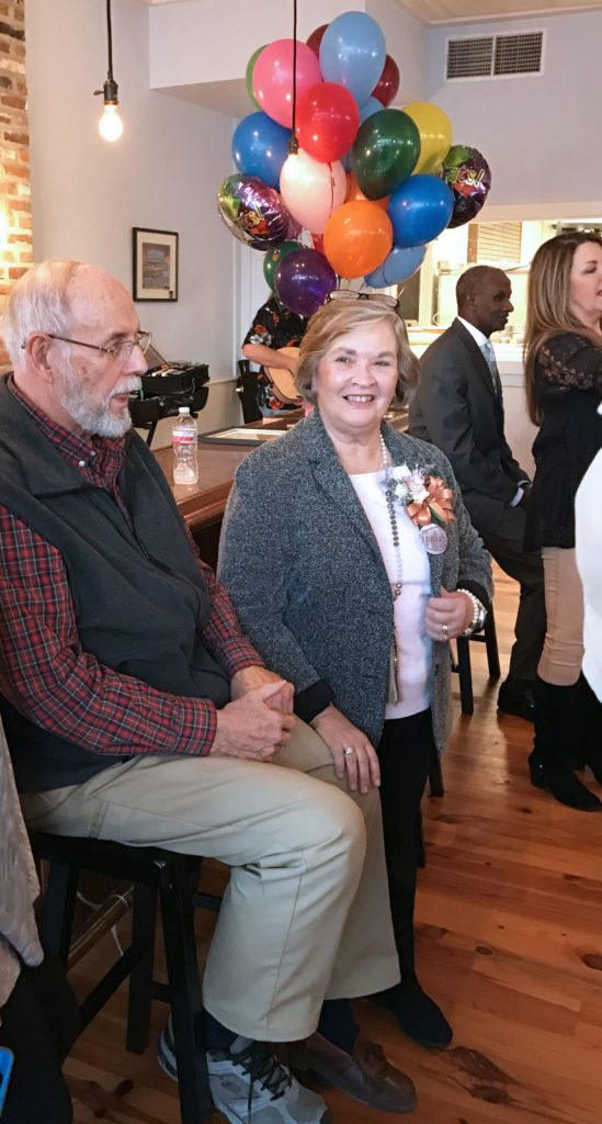Maureen's Retirement Party