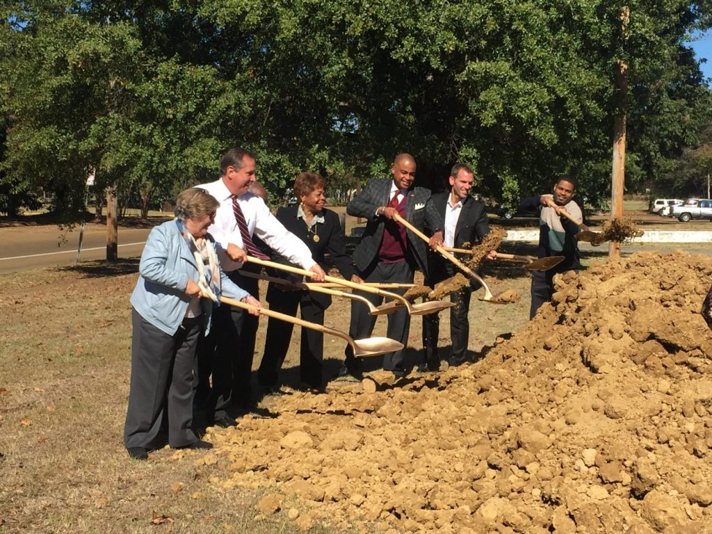 Canton High Apartments – Groundbreaking Celebration