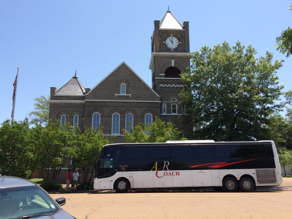 Tallahatchie County Courthouse – Tours