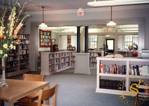 Harriette Person Memorial Library - Interior