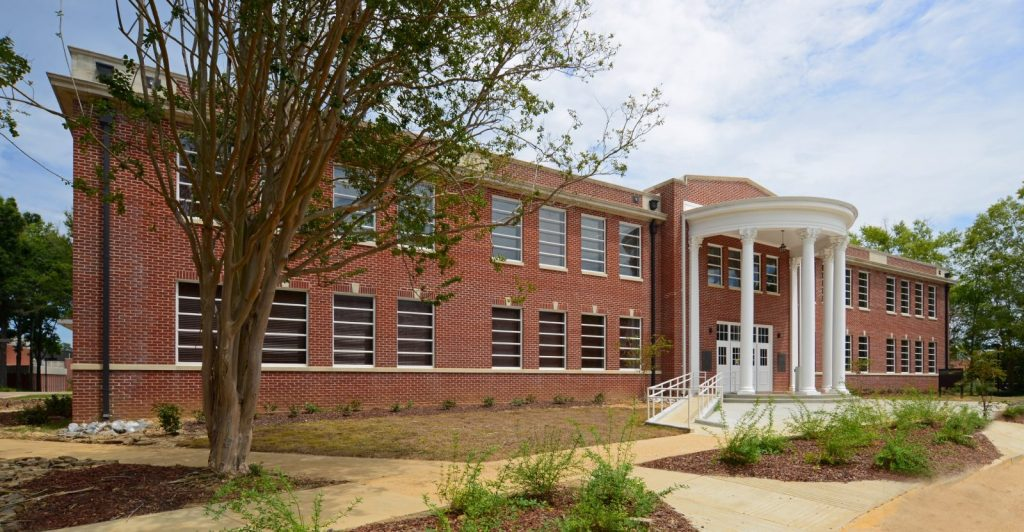 Hinds Community College Administration Building