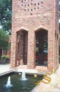 Chapel of Memories Carillon Tower Stabilization & Restoration