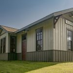 Mantee Depot Renovation